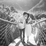 kirstenbosch engagement shoot