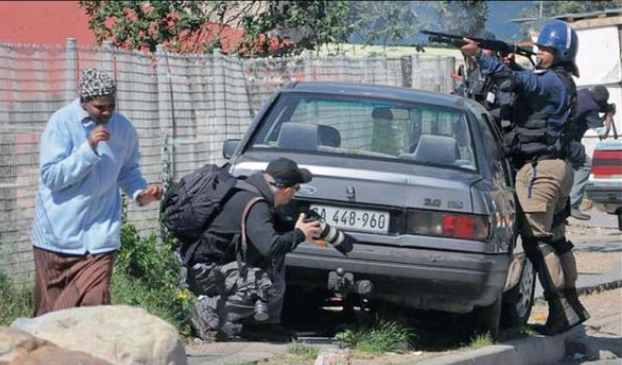 photojournalist in cape town