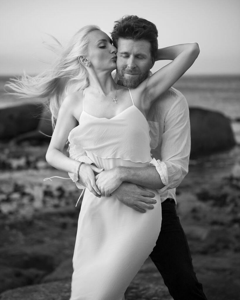 romantic couple shoots